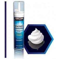 Thuốc mọc râu Minoxidil 5% Foam Kirkland [Dạng Bọt]