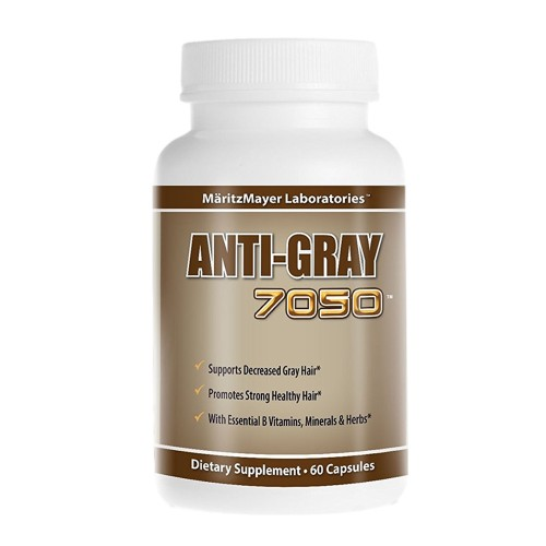Thuốc Trị Tóc Bạc Sớm Anti-Gray Hair 7050