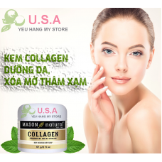 Kem Dưỡng Da Collagen Mason Natural