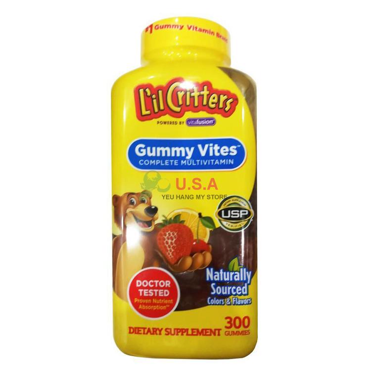 Toàn quốc - Kẹo Dẻo Lil Critter Gummy Vites Dành Cho Bé Keo-deo-lil-critter-gummy-vites-danh-cho-be-01