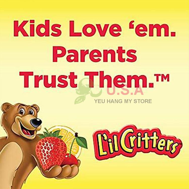 Toàn quốc - Kẹo Dẻo Lil Critter Gummy Vites Dành Cho Bé Keo-deo-lil-critter-gummy-vites-danh-cho-be-05