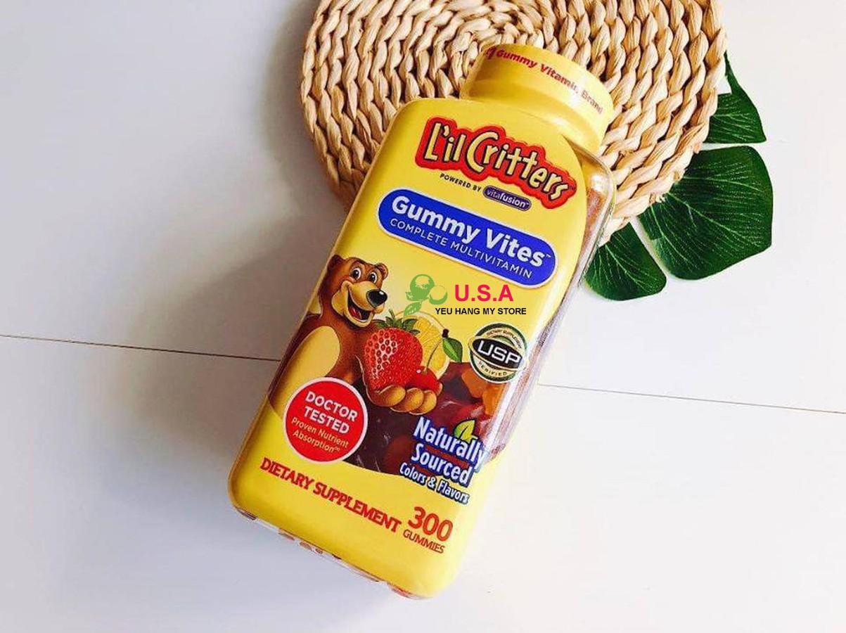 Toàn quốc - Kẹo Dẻo Lil Critter Gummy Vites Dành Cho Bé Keo-deo-lil-critter-gummy-vites-danh-cho-be-06