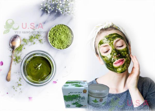 Toàn quốc - Lột Mụn Trà Xanh Matcha Hupu Cosmetic Chính Hãng Mat-na-tra-xanh-04