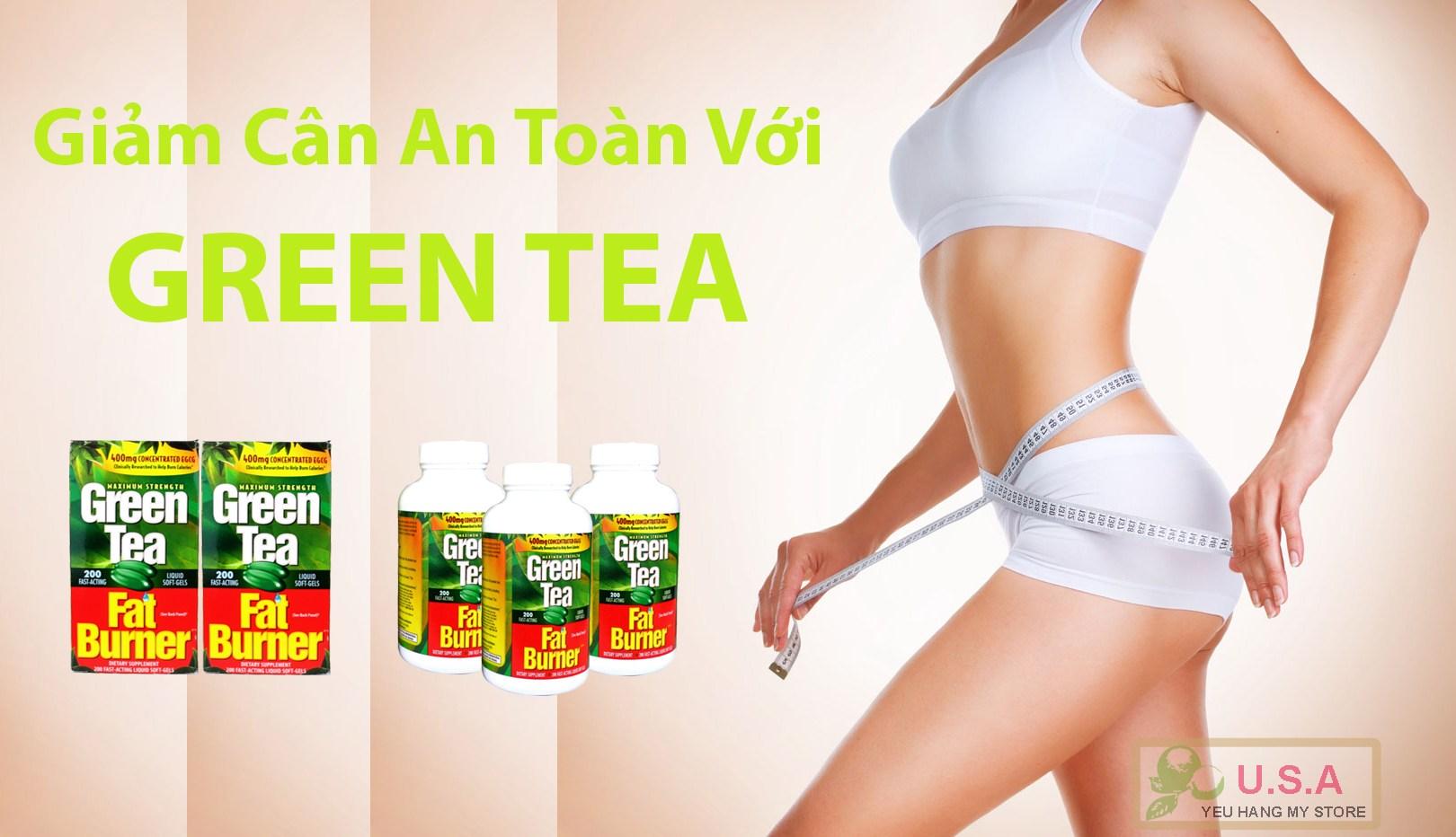 Toàn quốc - Viên Uống Giảm Cân Green Tea Fat Burner Mỹ Giam-can-green-tea-001