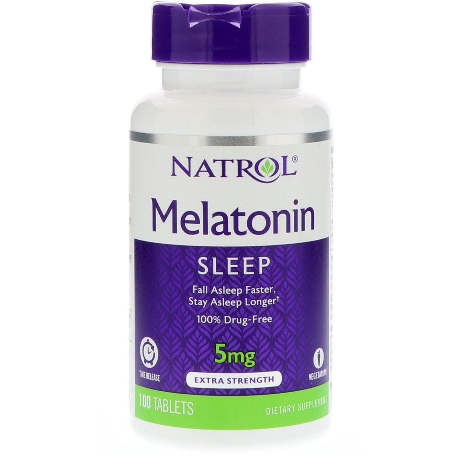 Toàn quốc - Viên uống Trị Mất Ngủ Melatonin 3mg, 5mg, 10mg Của Mỹ Thuoc-ngu-melatonin-5mg-01