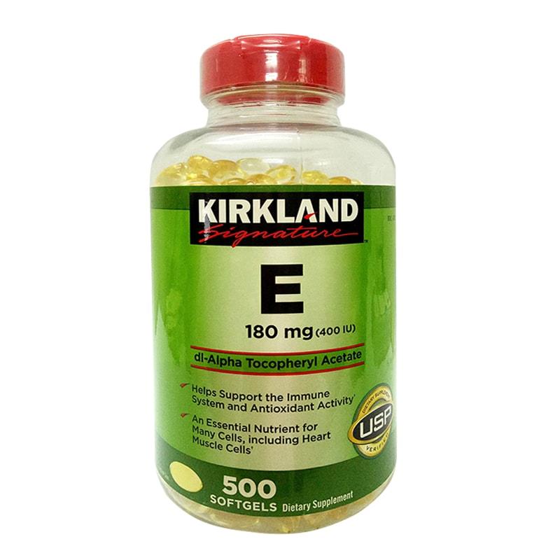 Toàn quốc - Viên Uống Vitamin E 400 IU - 500 Viên Của Kirkland Signature Mỹ Vitamin-e-mau-moi
